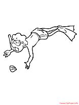 Sous-marinier image – Sport à colorier