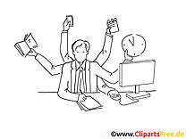 Homme d'affaire images – Travail gratuit à imprimer