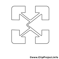 Logo illustration – Travail à imprimer
