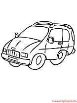 Jeep coloriage