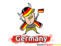 German sport fan image free