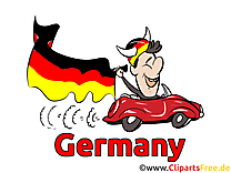 Germany Soccer Clip Art free