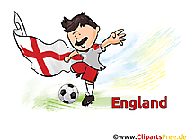 Clipart Football Terrain Angleterre pour télécharger