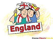 Fans Télécharger pour gratuit Angleterre Soccer