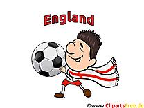Joueurs gratuit Angleterre  Soccer pour télécharger