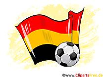 Belgique Drapeau Soccer Images et Illustrations