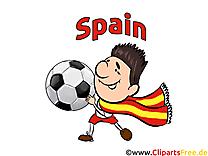 Championnat d'Europe Espagne pour télécharger