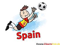 Images Football Espagne gratuit pour télécharger