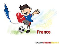 clipart france football tlcharger gratuitement