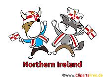 Irlande du Nord football
