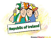 Irlande football