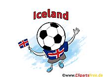 Images Football gratuit Islande pour télécharger