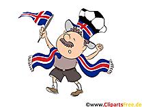 Télécharger pour gratuit Images Soccer Islande