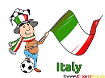 Coupe du Monde gratuitement télécharger Italie