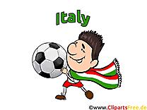 Télécharger Italie Soccer Images gratuitement