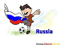 Russie football