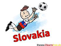 Images Football gratuit Slovaquie pour télécharger