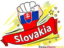 Slovaquie Ballon Football gratuit pour télécharger