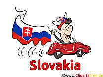 Voiture Championnat d'Europe Slovaquie  télécharger