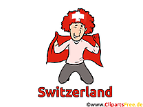 Clip art Suisse Images Football pour télécharger