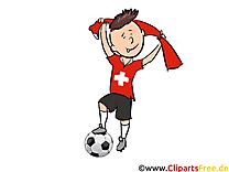 Images Football gratuit pour télécharger Suisse