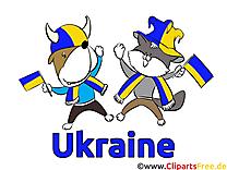 Animaux Ukraine Ballon Football pour télécharger