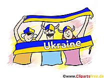 Clipart Football Ukraine Terrain pour télécharger