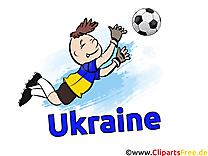 Images Football Ukraine gratuit pour télécharger
