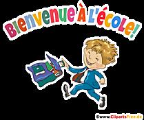 Bonne année scolaire clipart gratuite