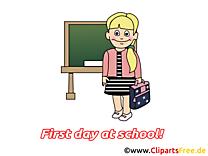 Classe début école image à télécharger gratuite