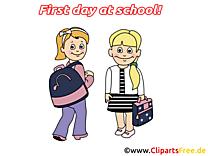 Début école image à télécharger gratuite