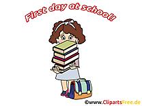 Manuels dessin gratuit – Début école image