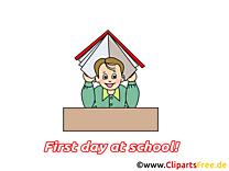 Maternelle image – Début école images cliparts