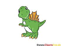 Dinosaure dessin gratuit image