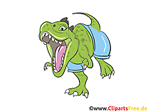 Edmontosaurus images gratuites – Dinosaure clipart