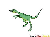 Eoraptor dessin à télécharger – Dinosaure images