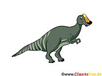 Goyocephale cliparts gratuis – Dinosaure images