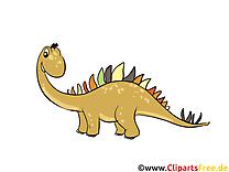 Tuojiangosaurus image gratuite – Dinosaure illustration