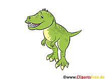 Tyrannosaure  illustration à télécharger gratuite