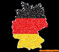 Allemagne dessin à télécharger - Carte  images