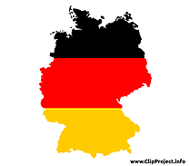 Allemagne images - Carte dessins gratuits