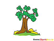 Arbre nature dessin gratuit à télécharger