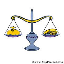 Balance clipart gratuit - Justice dessins gratuits