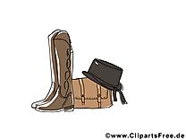 Chaussures illustration à télécharger gratuite