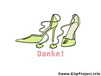 Chaussures images gratuites clipart