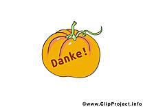 Citrouille clipart gratuit - Merci dessins gratuits