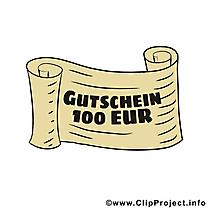 Coupon image gratuite - Euro illustration
