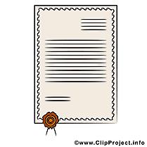 Diplôme dessin à télécharger - Contrat images