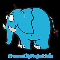 Éléphant clip art – Animal image gratuite