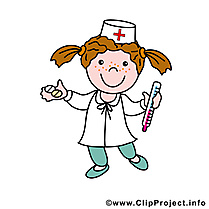 Infirmière image gratuite - Docteur  images cliparts